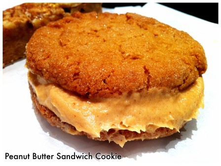 PB Cookie Sandwich